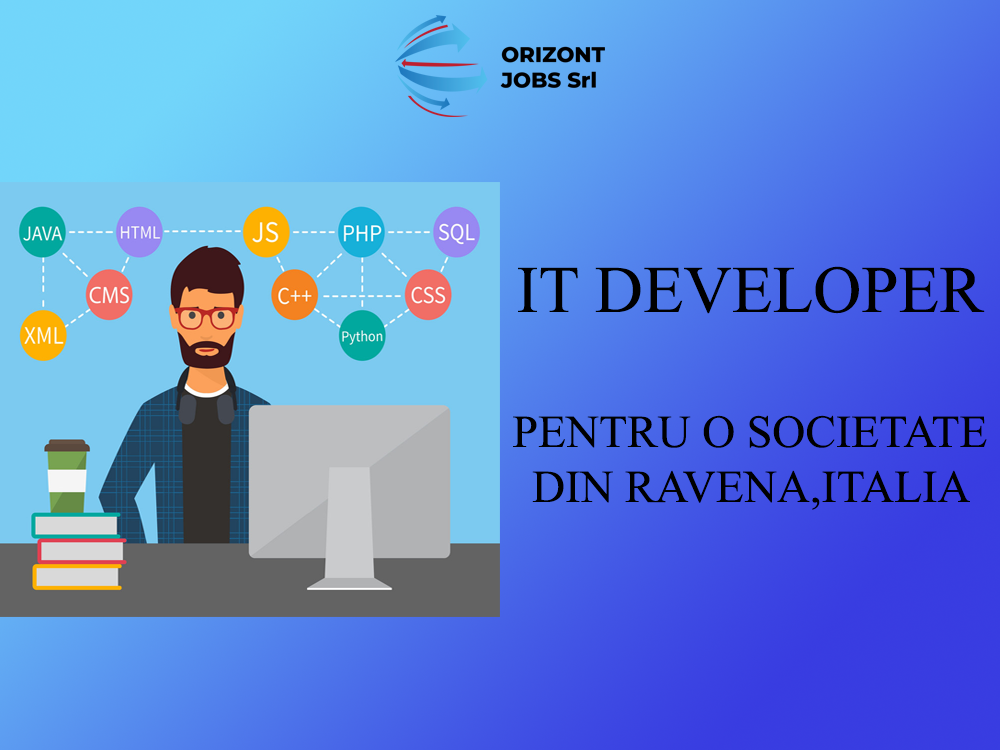 IT DEVELOPER-Ravena,Italia